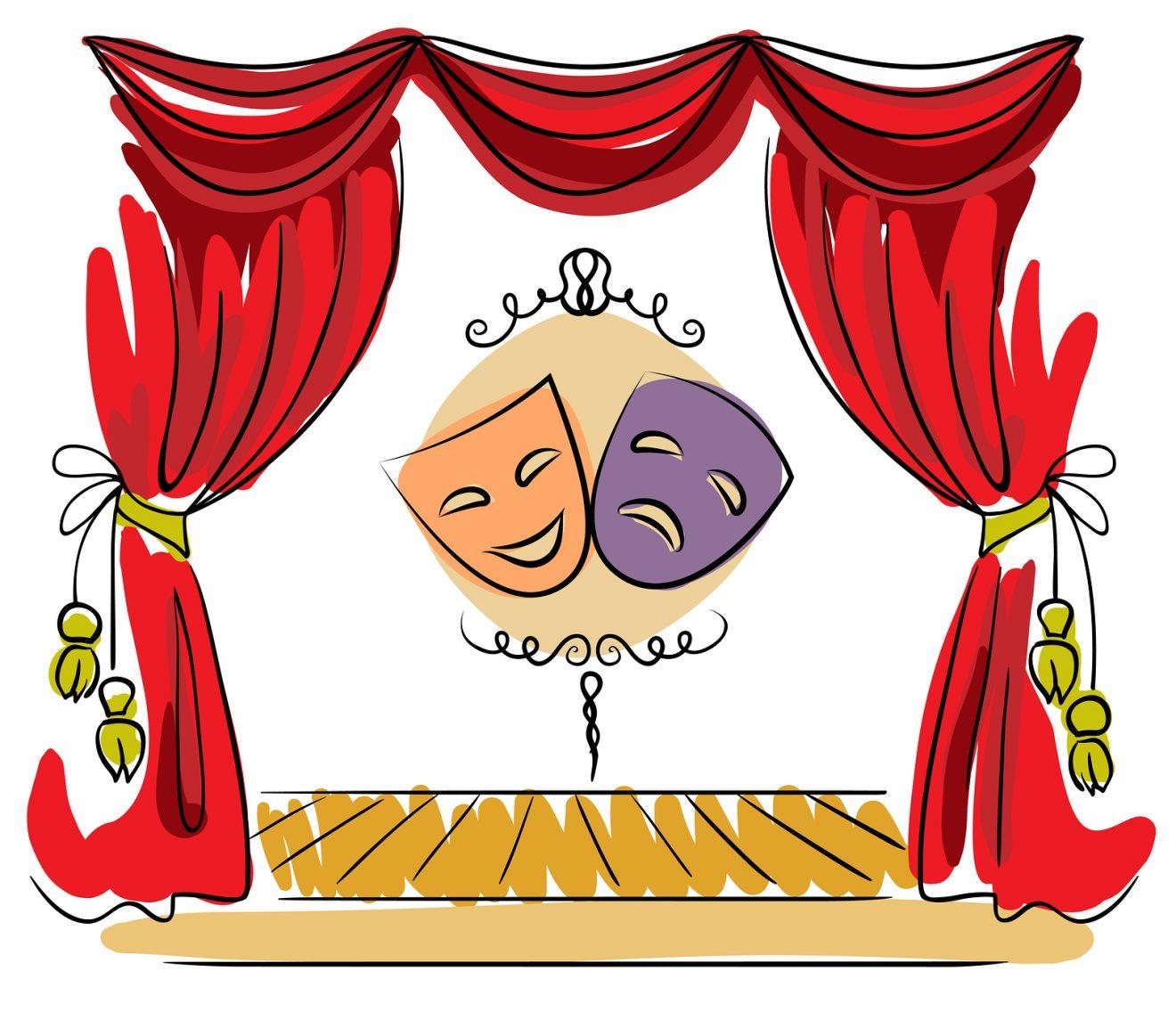 Картинки по запросу год театра