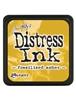 Tim Holtz Distress Mini Ink Pad FOSSILIZED AMBER