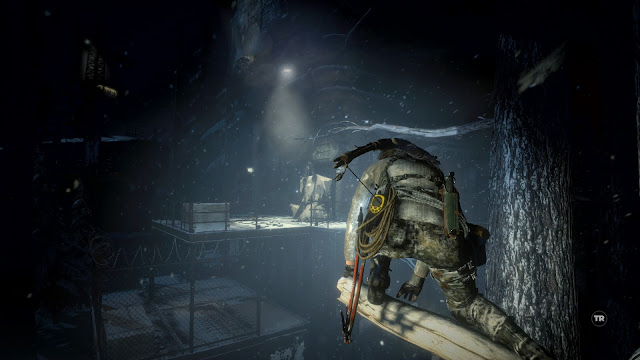 Review – Rise of the Tomb Raider, Cold Darkness Awakened soviet facility