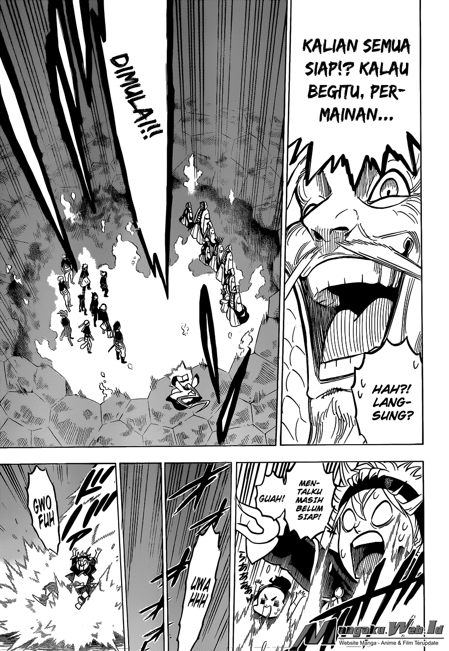 Black Clover Chapter 60 Bahasa Indonesia