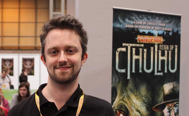 Tim - Esdevium - Pandemic: Reign of Cthulhu