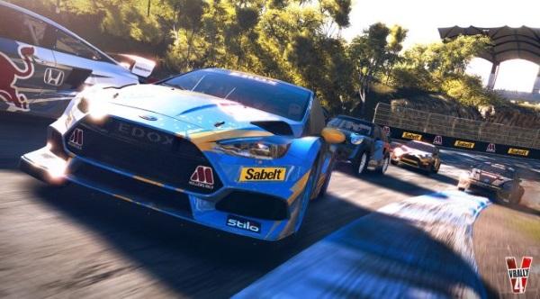 สเปคเกม V-Rally 4