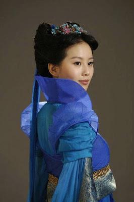 Liu Shi Shi in Chinese Paladin 3