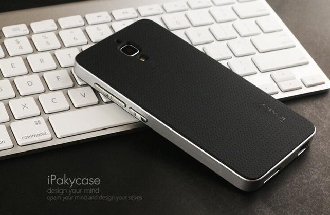 Ipaky Bumper Case Original Untuk Smartphone Xiaomi Mi4