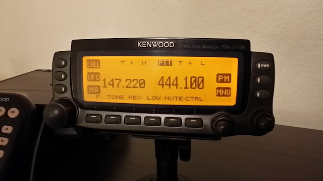 Kenwood TM-V708A/E
