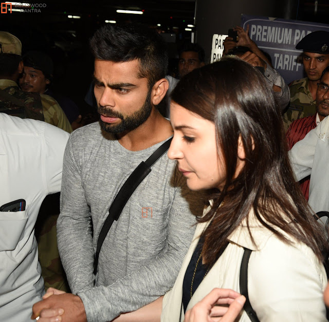 Virat Kohli Wallpapers with Anushka Sharma