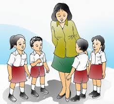interaksi guru, murid, dan masyarakat
