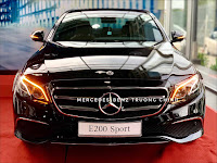 Hình ảnh ngoại thất Mercedes E200 Sport 2019