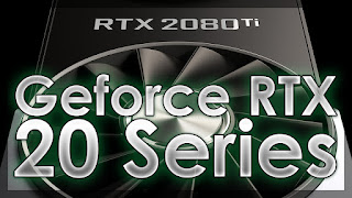 Nvidia Announces The GeForce RTX 20 Series GPU's, 2080Ti, 2080 & 2070 Graphics Cards