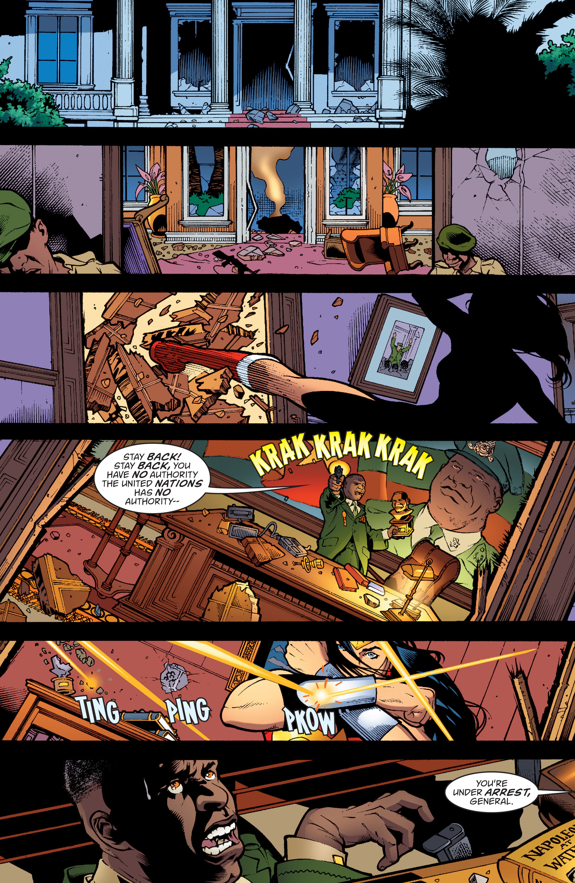 Read online Wonder Woman (1987) comic -  Issue #195 - 19