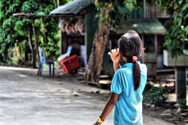 La maltraitance des enfants reste une préoccupation. Photographie par Christophe Gargiulo