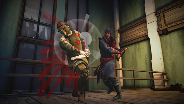 Assassins Creed Chronicles Russia PC Full Español