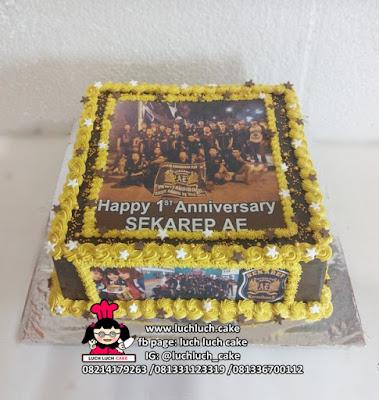 Kue Tart Club dan Reuni