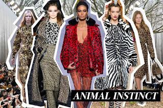 Animal prints vogue