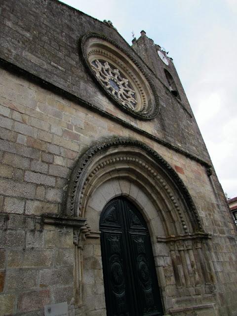 Porta da Igreja Matriz de Ponte de Lima