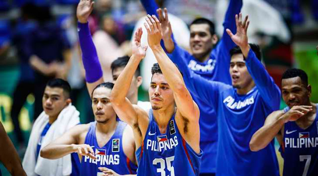 List of Gilas Video Highlights against China FIBA Asia Cup 2017
