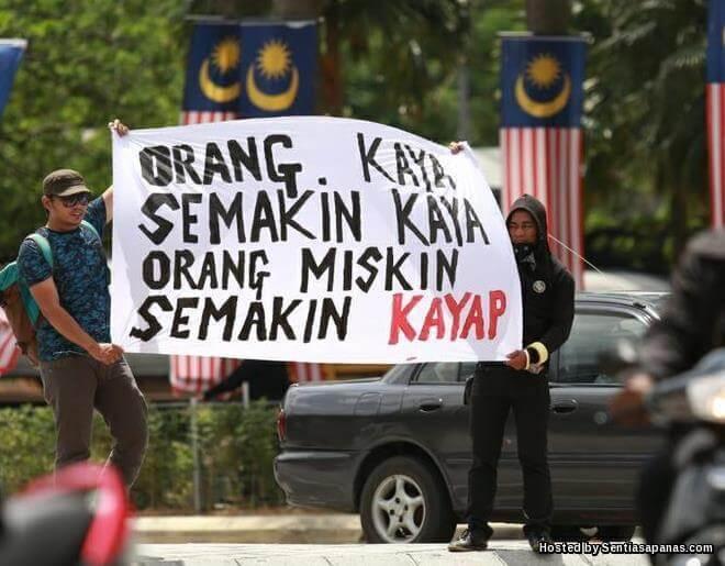 Kasta Kekayaan Di Malaysia