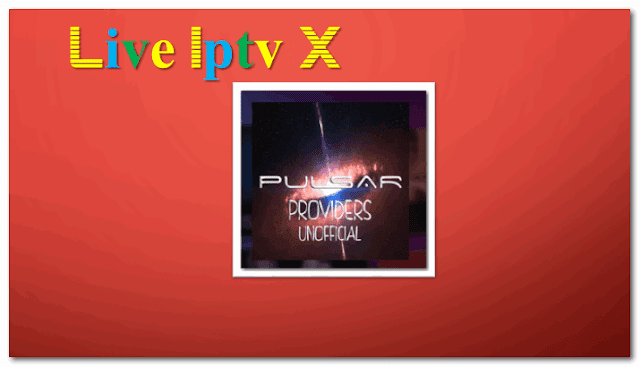 Pulsar Providers Unofficial Repository