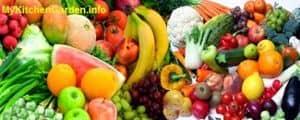 Eat 2 servings of  Fruits & 5 servings of Vegetables daily.