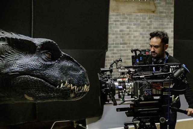 Juan Antonio Bayona, réalisateur de Jurassic World 2 : Fallen Kingdom