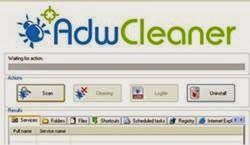 Cara Menghapus Istart.webssearches.com Dengan Adware Cleaner