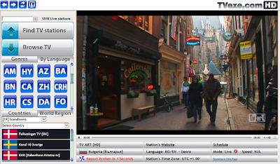 Software Untuk Nonton TV Online Untuk PC/Laptop Secara Gratis