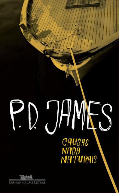 Causas nada naturais - P. D. James