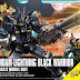 HGBF 1/144 Gundam Lightning Black Warrior - Release Info, Box art and Official Images