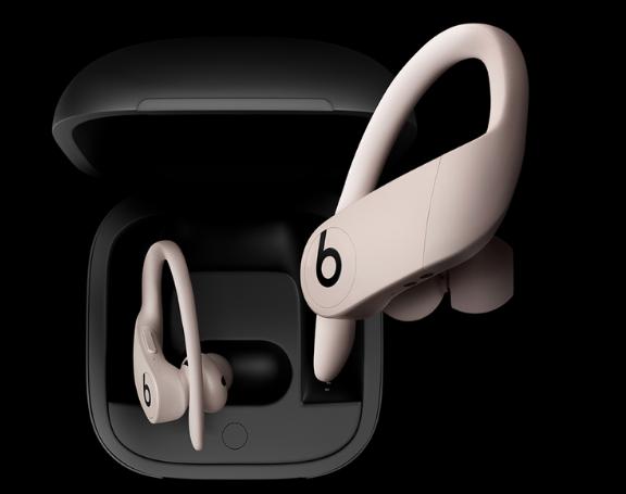 Cherry Media (CM): PowerBeats Pro True wireless earbuds