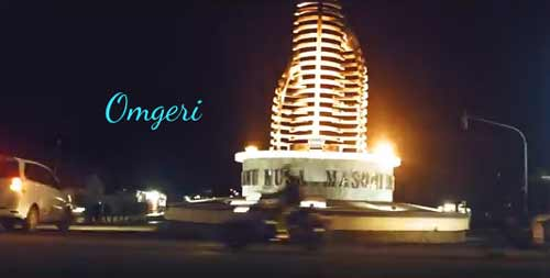 Gambar Foto Kota Masohi Maluku Tengah