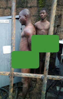 transformer thieves umuahia