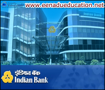 Specialist Officer posts in Indian Bank