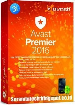 Cara Menginstal Anti Virus Avast Premier 2016 (Crack ...