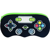 (4 for 3 stationary) Helix Controller Pencil Case – Black £3.96