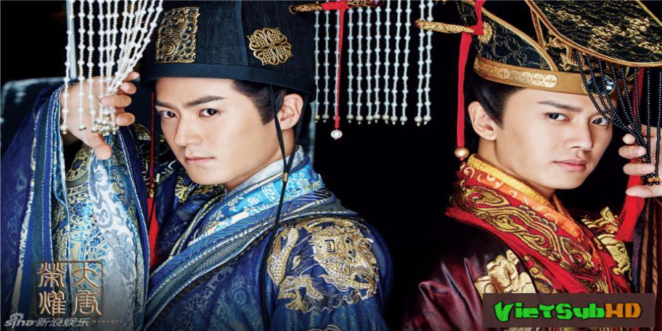 Phim Đại Đường Vinh Diệu 2 Hoàn Tất (32/32) VietSub HD | The Glory Of Tang Dynasty 2 2017