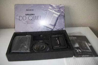 Sony Walkman DD Cuarzo