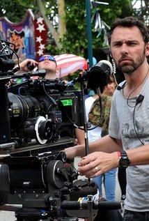 Michael J. Bassett. Director of Solomon Kane