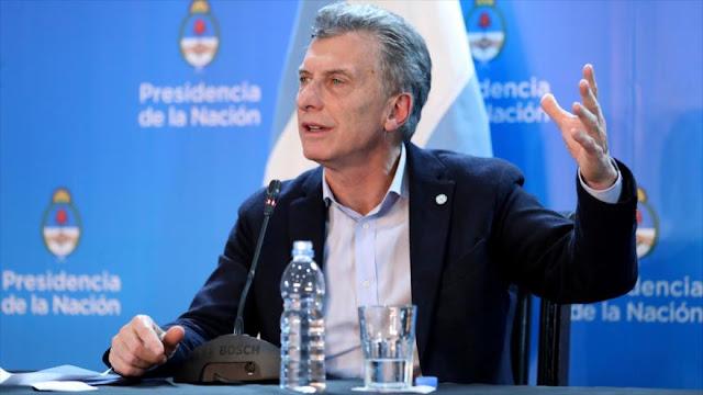 """Dirigente kirchnerista propone 'fusilar' a Macri por """"mafioso"""""""