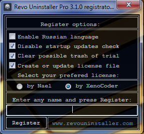 Revo Uninstaller Pro 3.1.6 Full Patch Terbaru