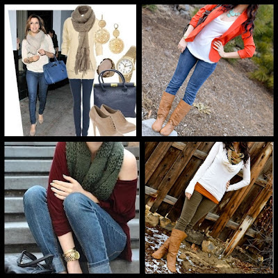 Fall Outfit Inspiration!