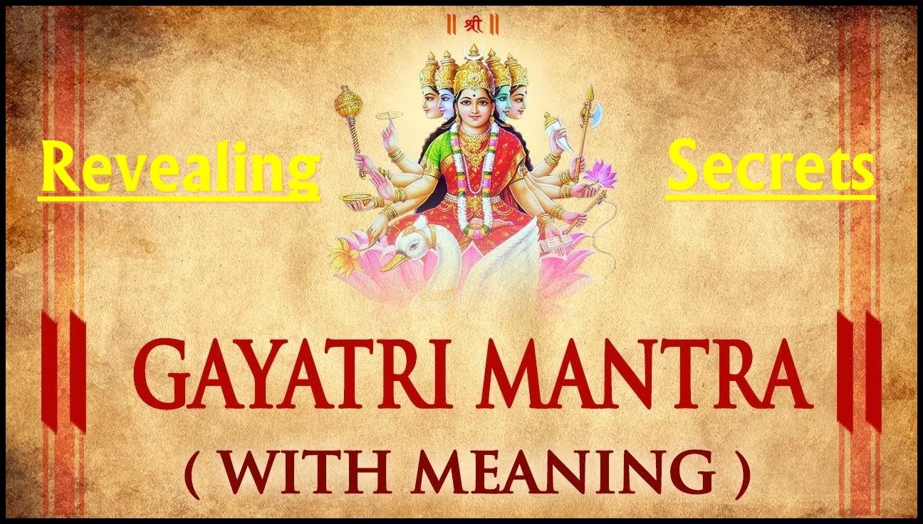 Meaning of ganesh gayatri mantra in hindi