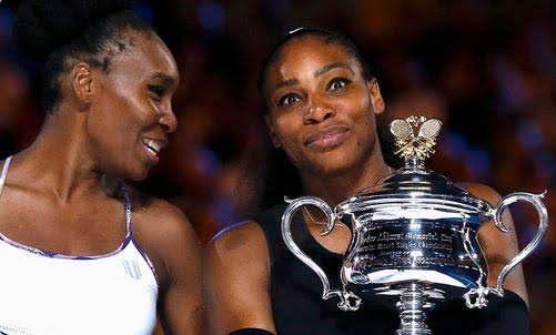 "Serena Williams Beats ""Sister"" Venus Williams To Win Record 23rd Major"