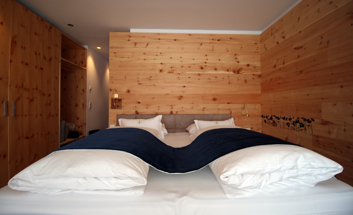 Zimmer im Leitlhof