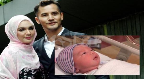Aliff Syukri dapat anak lelaki, isteri bersalin tanpa jahitan