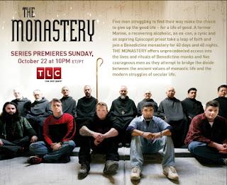 reality show the monastery yang mempertemukan para atheis dengan ahli agama