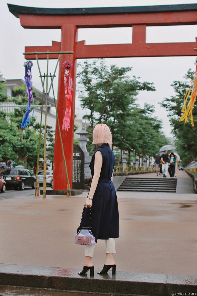 Japanese fashion Blogger,MizuhoK,20190630OOTD