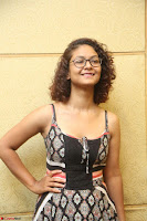 Actress Aditi Myakal Looks gorgeous in Sleeveless Deep Neck Top at Ami Tumi success meet ~  Exclusive 021.JPG