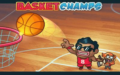 Basket Champs - Jeu de Sport en Ligne