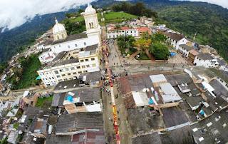 Guayatá celebra el Corpus Crhisti con elaboración de un nuevo ... - Excelsio