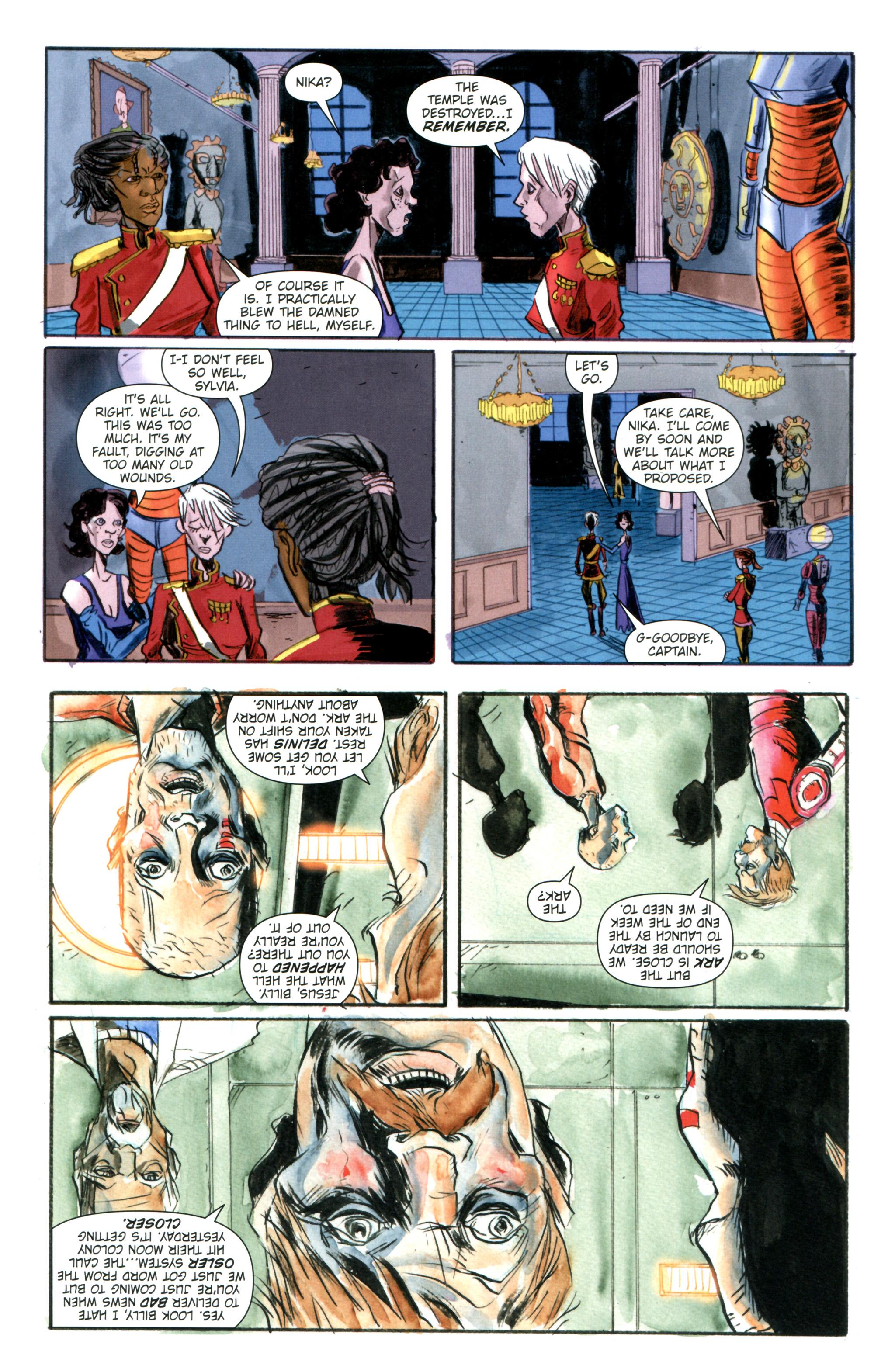 Read online Trillium comic -  Issue #5 - 18
